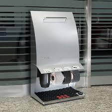 Аппарат для чистки обуви в офисе