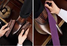 Ухаживаем за кожаной обувью правильно