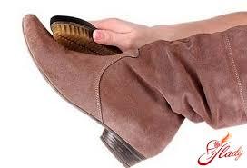 Как ухаживать за осенне-зимней обувью