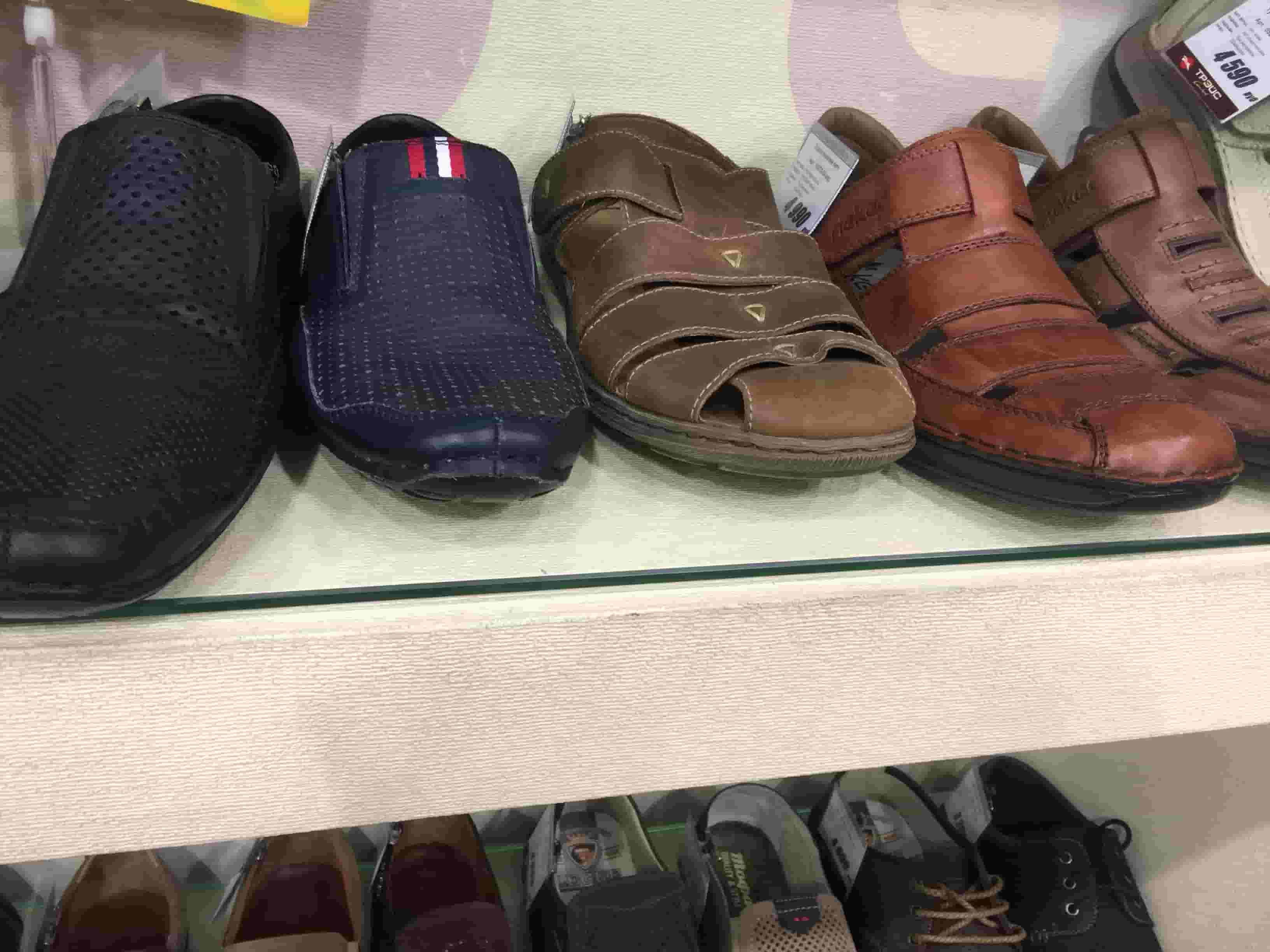 как хранить летнюю обувь