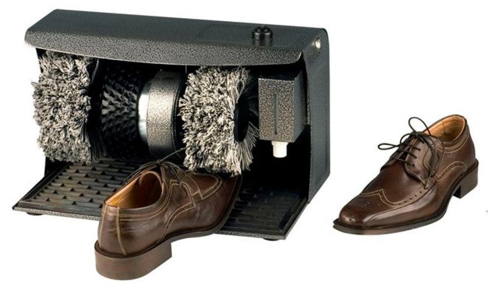 Как работает машинка для обуви?