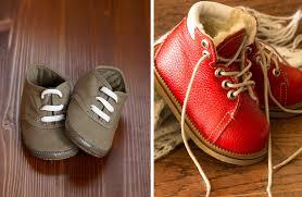 Детская обувь. Правила ухода