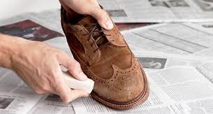 Несколько советов по уходу за замшевой обувью