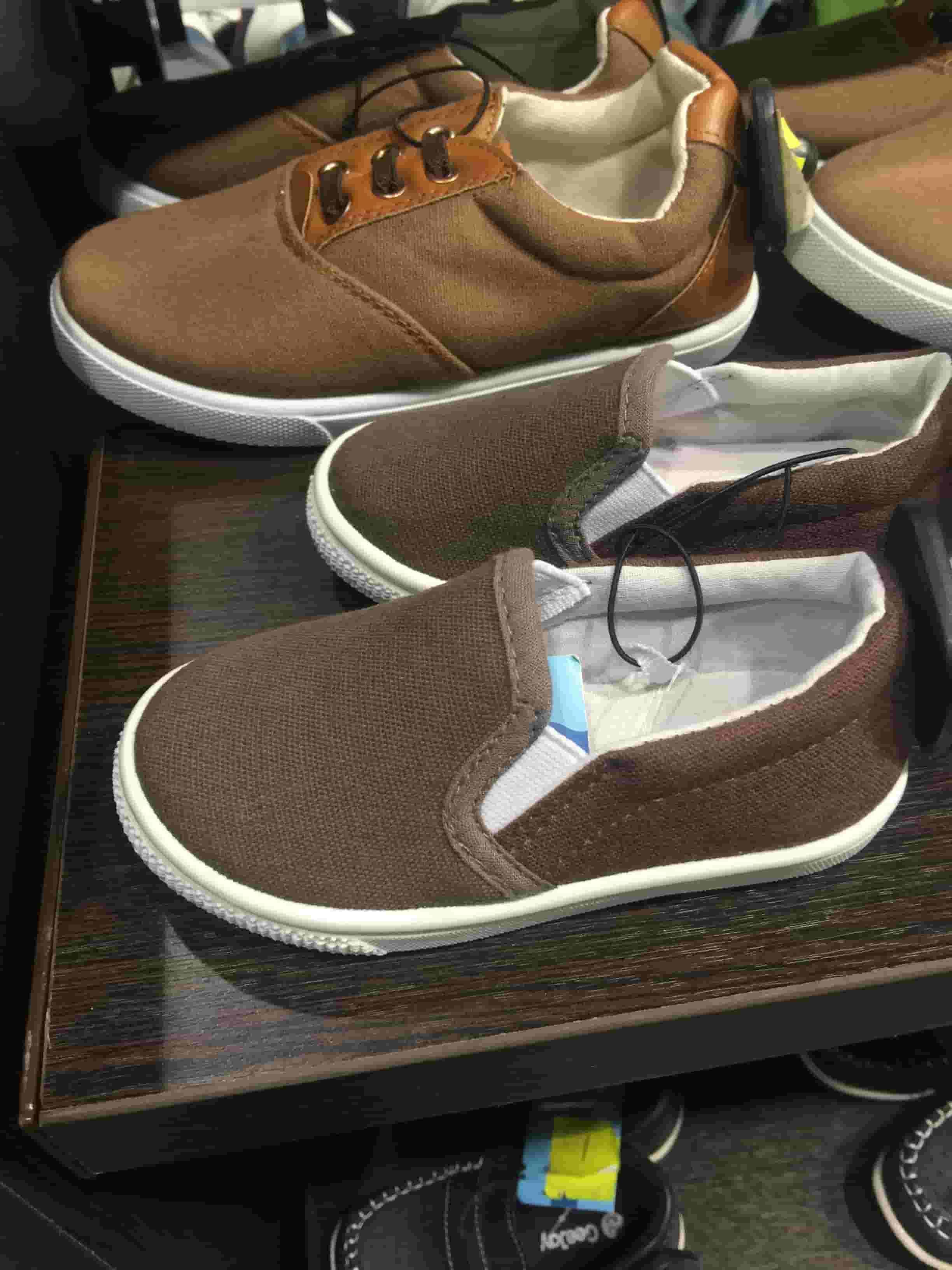 Уход за детской обувью