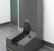 Машинка для чистки обуви Heute Solomat 200